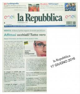 Articolo La Repubblica 17_06_16