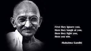 Gandhi - il saggio