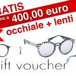 Gift Voucher per affitto occhiali